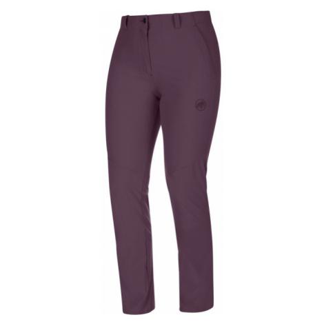 Dámské kalhoty Mammut Runbold Pants Women galaxy