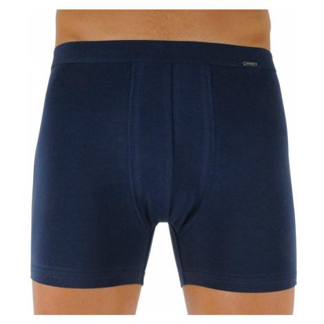 Pánské boxerky Cornette Authentic tmavě modré (220)