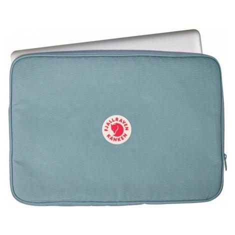 """Fjällräven Kånken Laptop Case 15"""" Frost Green zelené F23786-664"""