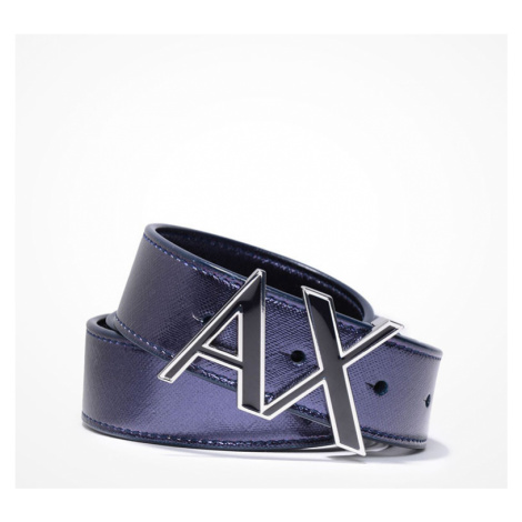 Pásek Armani Exchange 941012 7P218 Navy metallic