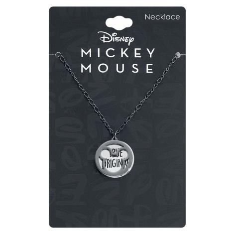 Mickey & Minnie Mouse True Original Náhrdelník - řetízek stríbrná