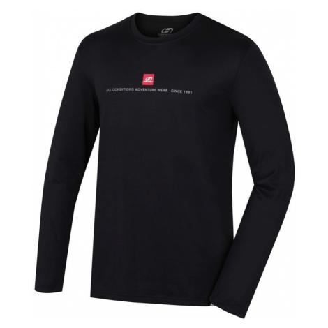 Pánské tričko Hannah Terell anthracite (red)