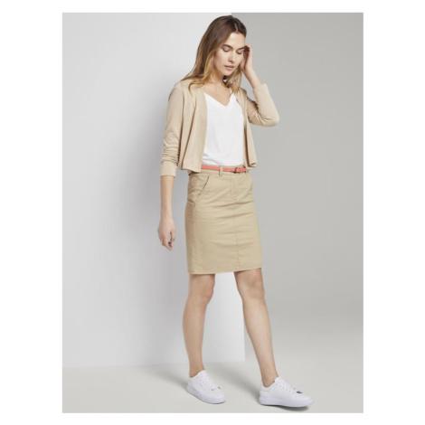 Tom Tailor sukně s barevným páskem 1017965/22201