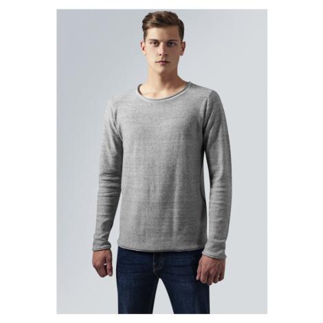 Fine Knit Melange Cotton Sweater Urban Classics