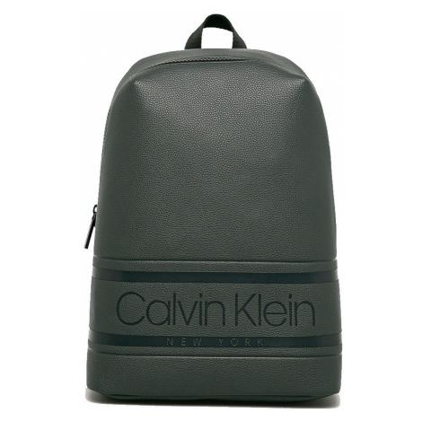 Calvin Klein pánský tmavě šedý batoh