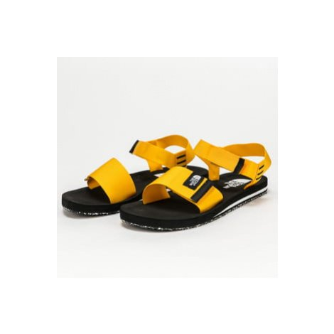 The North Face M Skeena Sandal summit gold / black