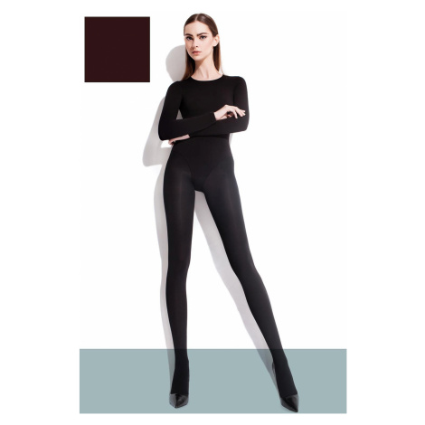 Punčochové kalhoty Fiore Olga 100 den graphite 3-m