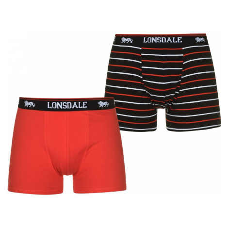 Pánské boxerky Lonsdale Trunk