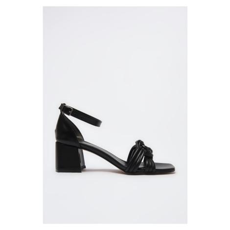 Trendyol Black Women's Classic Heeled Shoes