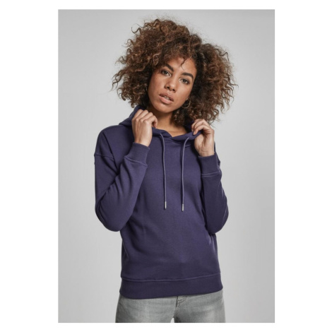 Ladies Hoody - regal purple Urban Classics