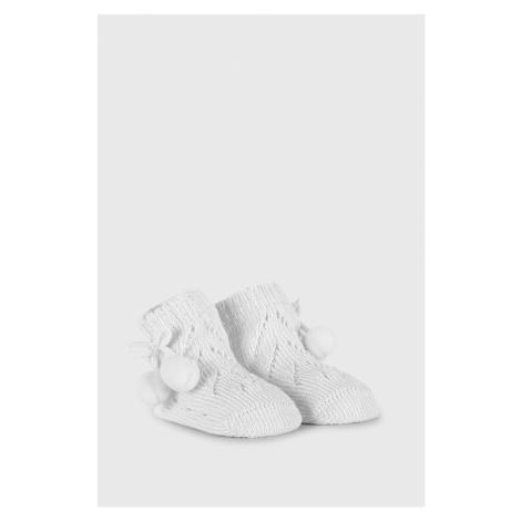 Ponožky pro miminka Born Ysabel Mora
