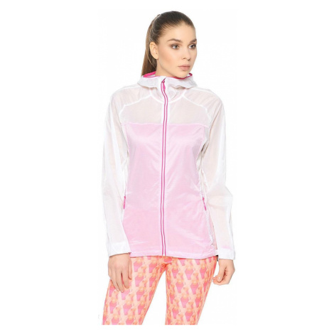 Dámská bunda adidas Mistral Wind Růžová / Bílá