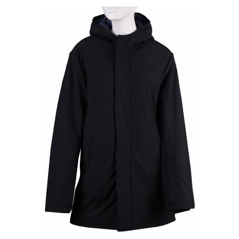 Tmavomodrá pánská zimní bunda Baťa