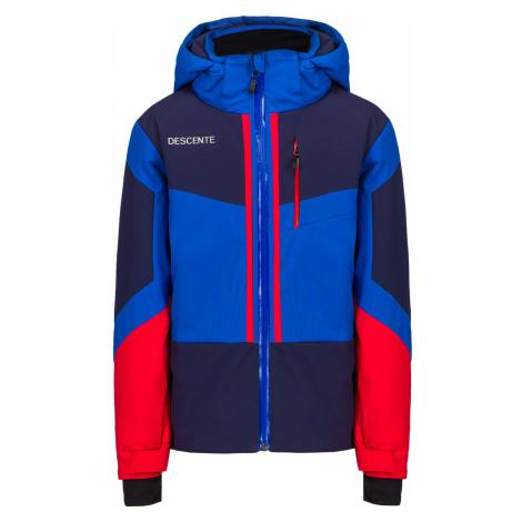 Lyžařská bunda Descente BECKETT JUNIOR modrá