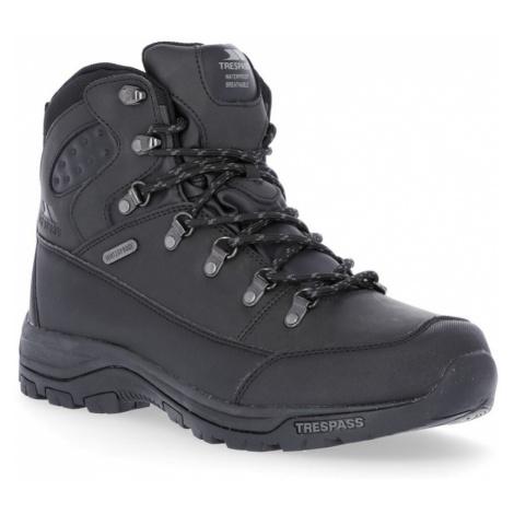 Trespass THORBURN Pánská obuv MAFOBOM30003-BLK BLACK