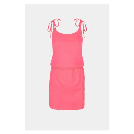 Dámské růžové šaty LOAP Beverly