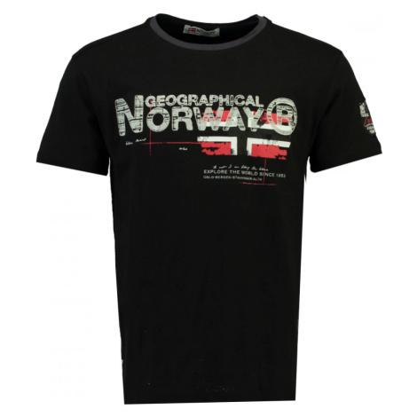 GEOGRAPHICAL NORWAY tričko pánské JISLAND SS MEN 100
