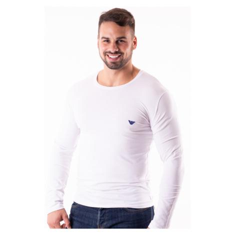 Pánské tričko Emporio Armani 111023 8A512 Bílá