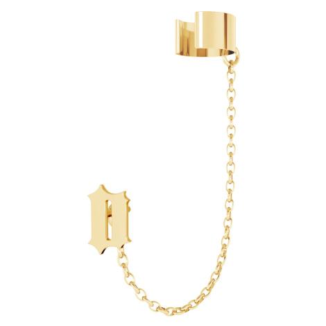Giorre Woman's Chain Earring 34577