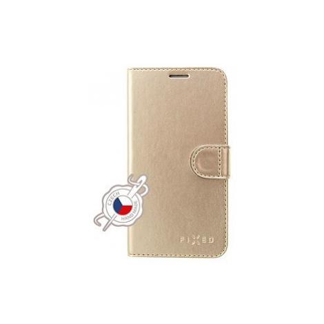 FIXED FIT Shine pro Samsung Galaxy Note10 zlaté
