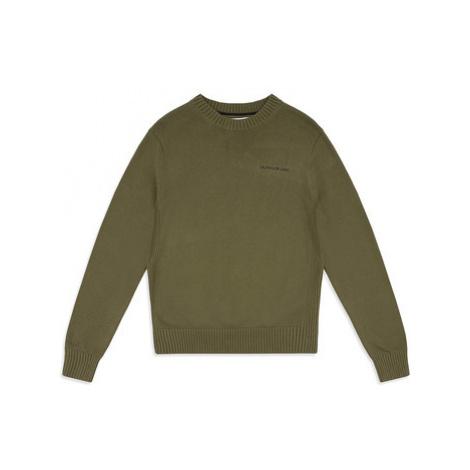 Calvin Klein Jeans J30J313480 Zelená