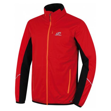 HANNAH Einar Pánská lyžařská bunda 217HH0065HJ02 Racing red