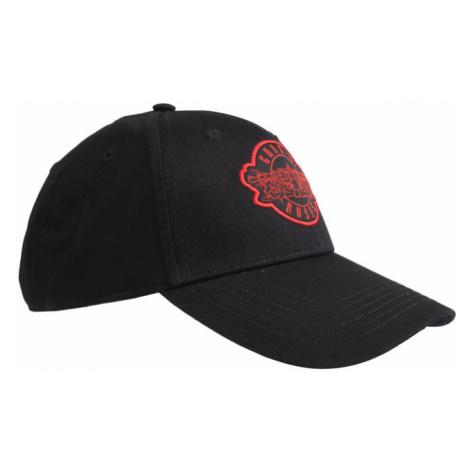 kšiltovka ROCK OFF Guns N' Roses Red Circle Logo