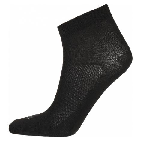 KILPI Uni sportovní ponožky FUSIO-U MU0033KIBLK Černá