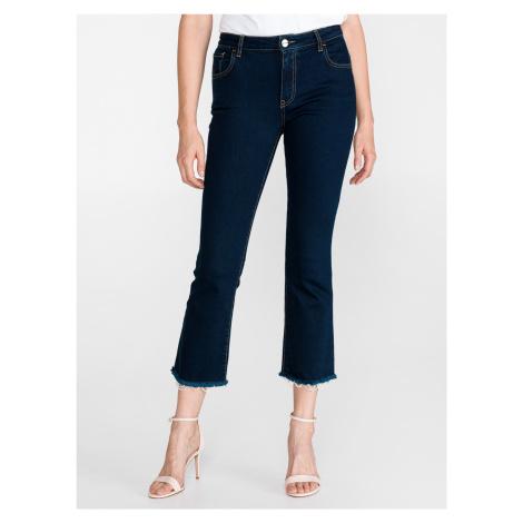 Eucalipto Jeans Pinko Modrá