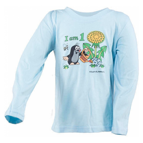 tričko chlapecké KRTEK Iam, Pidilidi, 2001-03-05-07-09-11, světle modrá