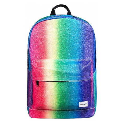 Batoh Spiral Rainbow Crystals Backpack bag