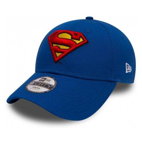 Dětská kšiltovka New Era 9Forty Youth Essential Superman Royal