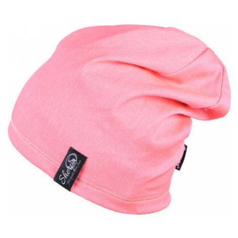 Bavlněná čepice Sherpa PAMIR - světle růžová