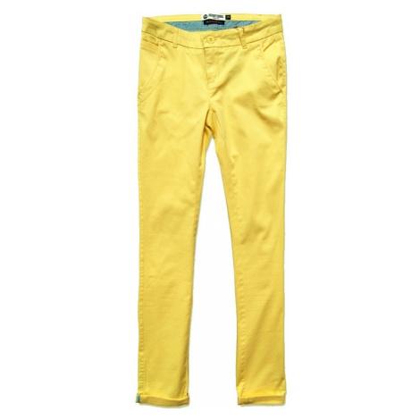 Kalhoty Heavy Tools Fancy yellow