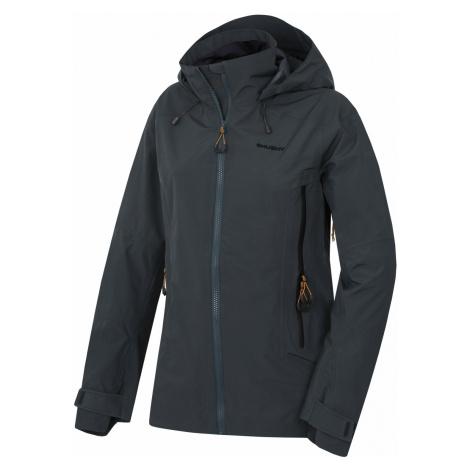 Husky Nakron dámská outdoorová bunda černý mentol