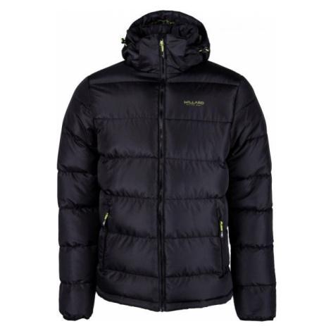 Willard JAY černá - Pánská prošívaná bunda