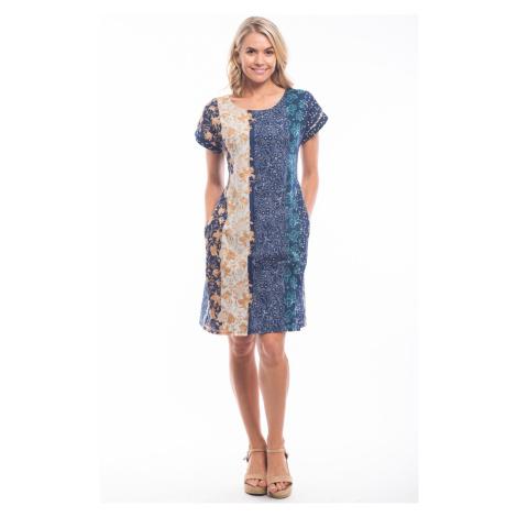 Orientique květované šaty Toledo