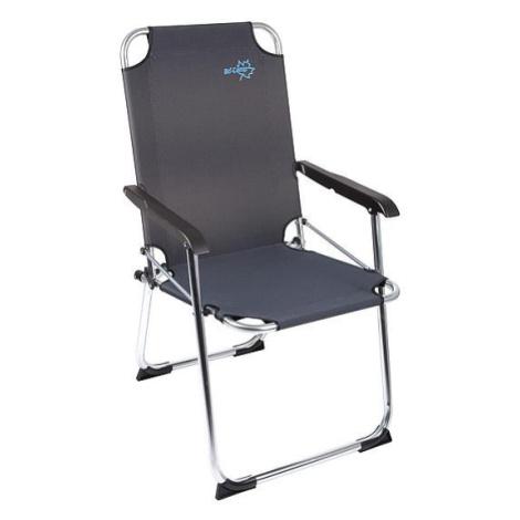 Židle Bo-Camp Copa Rio Classic Barva: tmavě šedá