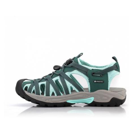 ALPINE PRO LANCASTER 2 Unisex letní obuv UBTN159547 Cockatoo