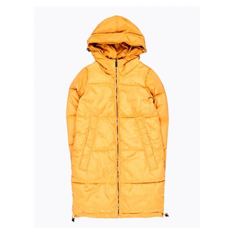 GATE Rozšířená vatovaná bunda s kapucí