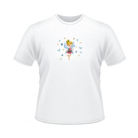 Pánské tričko na tělo Víla