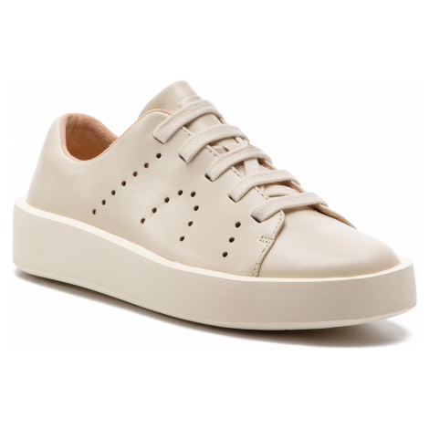Sneakersy CAMPER - Courb K200828-001 Beige