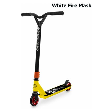 Freestylová koloběžka STREET SURFING Destroyer White Fire Mask