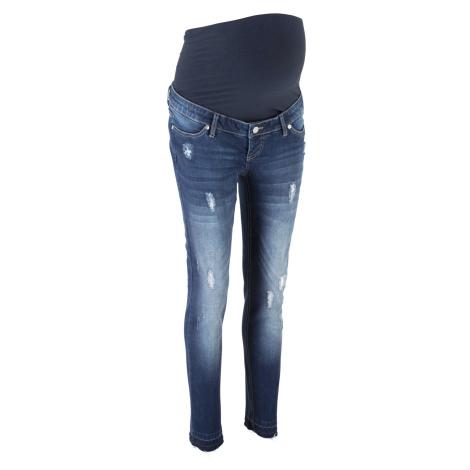 Těhotenské džíny, Skinny Bonprix