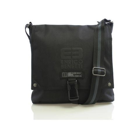 Enrico Benetti Černá taška přes rameno 4477 Černá