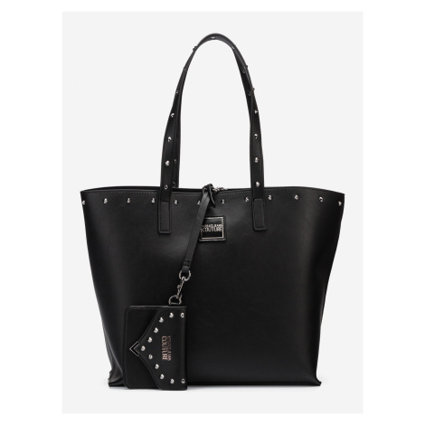 Kabelka Versace Jeans Couture Černá