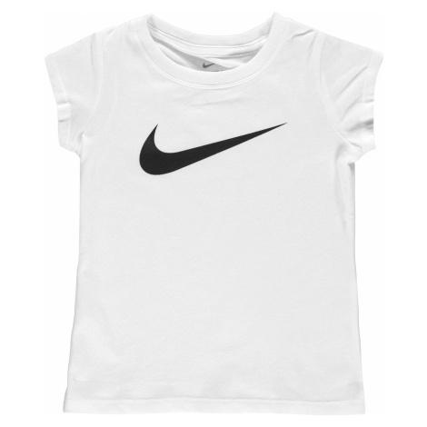 Nike Swoosh T Shirt Infant Girls