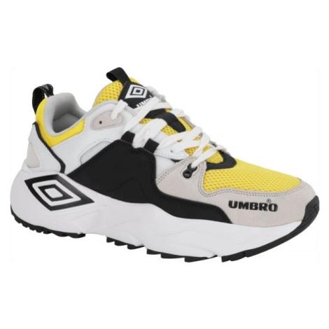 Umbro RUN M bílá - Pánské volnočasové boty