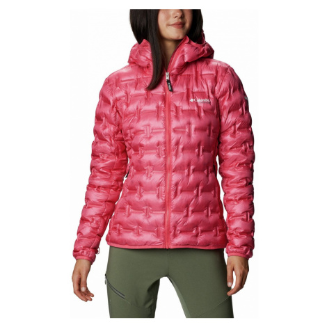 Bunda Columbia W Alpine Crux™ Down Jacket W - růžová