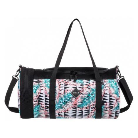Roxy cestovní taška Celestial World bright white geo palms